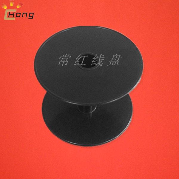黑色线轴《120mm盘径包装盘》