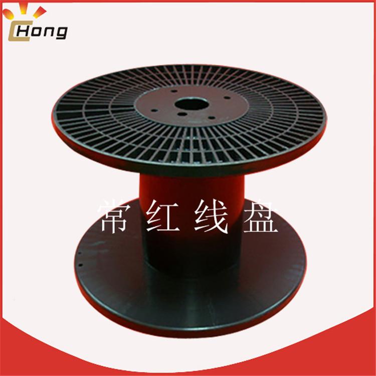 400一体线盘,黑色胶轴,绳带线盘,电线绕线轮