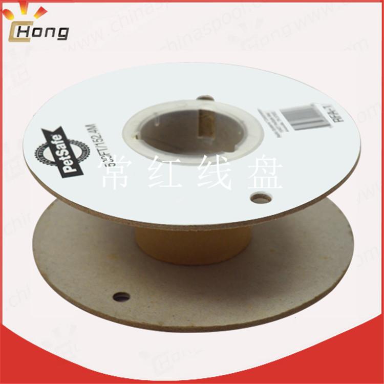常红线盘子 纸盘abs塑料丝卷轴 小线盘