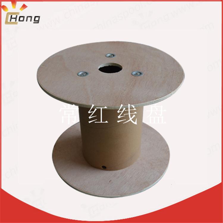 木线盘 木质电缆盘 工字轮线轴330mm