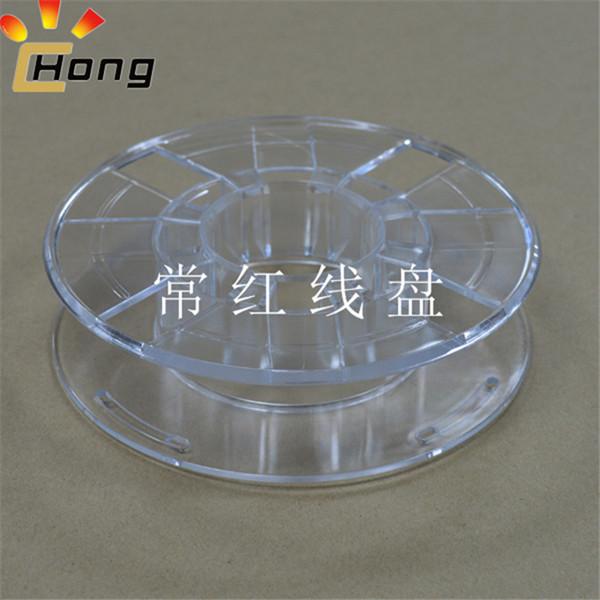 绕线盘,3D打印耗材专用线盘,0.25公斤透明线盘